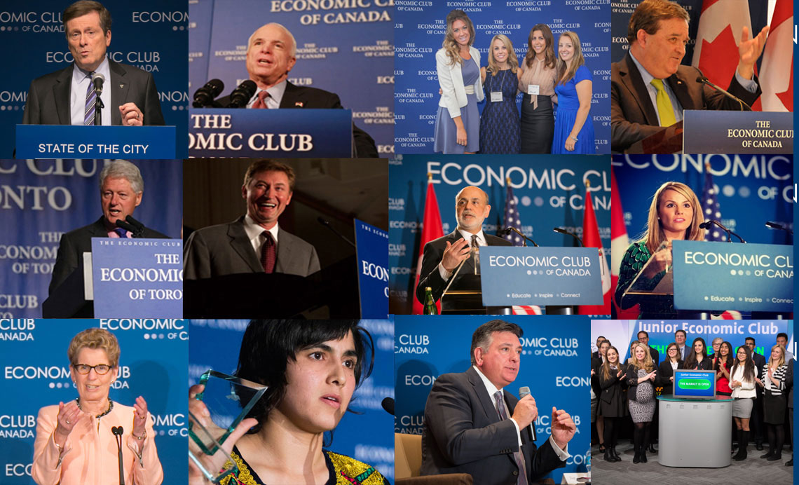 The Economic Club of Canada