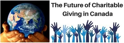 The Future of Charitable Giving in Canada
