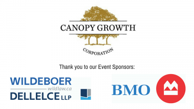 Bruce Linton, CEO of Canopy Growth Corp. to address the Economic Club of Canada