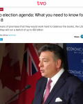 Ontario election agenda: What you need to know for March 8