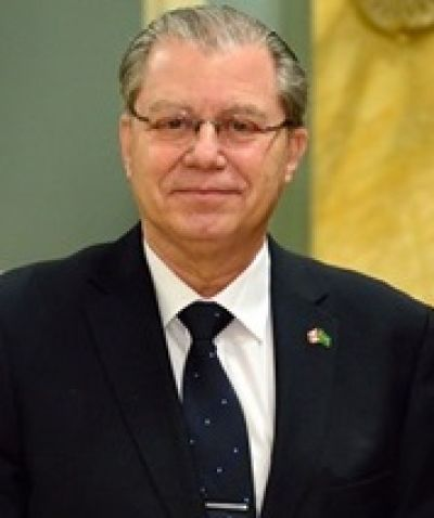 His Excellency Ambassador Pedro Brêtas